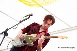 Chris Harper at Minety Festival